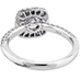 Euphoria Pave Engagement Ring view 4